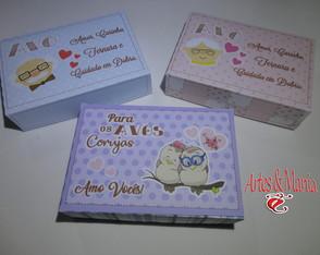 3f07852950 Caixinha Personalizada Dias dos Avós Caixinha Personalizada Dias dos Avós