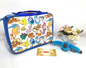 Estojo SUMMER 146 -POKEMON-tipo KIPLING