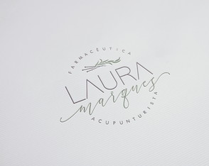 Logotipo Acupuntura/Fisioterapeuta Pronto - EXCLUSIVO
