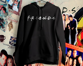 Blusa de Moletom Friends
