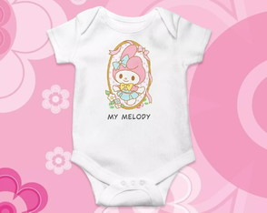 Body Infantil My Melody