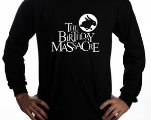Camiseta Longa The Birtday Massacre Bandas De Rock Gotico