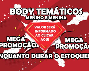 Body super heróis