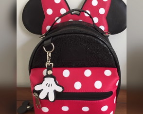 Mini Mochila Minnie