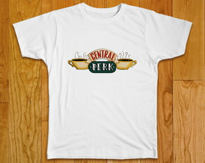 CAMISETA CENTRAL PERK FRIENDS