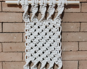 Painel Macrame
