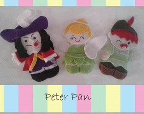 Dedoche - Peter Pan