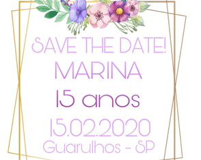 Save the date virtual