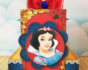 Kit Cinema - Branca de Neve