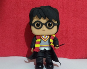Harry Potter funko pop em Eva