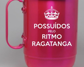 Caneca de Aluminio colorida 500ml