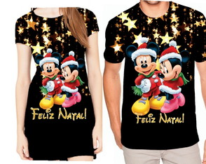 Lindo !Kit Adulto Natal Disney