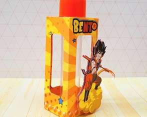 Porta Tubete C/ Tubete - DRAGON BALL