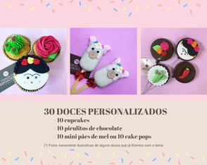 Kit Doce Festa | Mexicana | Frida Kahlo