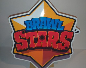 Displays Brawl Stars