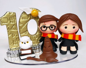 Vela Harry Potter Biscuit