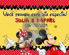 Tag Minnie e Mickey