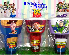 KIT LANCHE TOY STORY