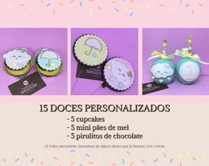 Mini Kit Doce Festa | Chuva de Amor