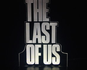 Luminária LED Game The Last of Us