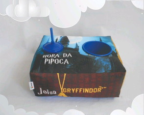 Almofada Cinema Harry Potter