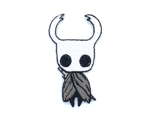 Patch Bordado Termocolante Game - Hollow Knight