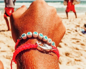 Pulseira Mermaid Concha do Mar Sereia Praia