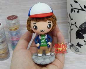 Toy kawaii Dustin - Stranger Things