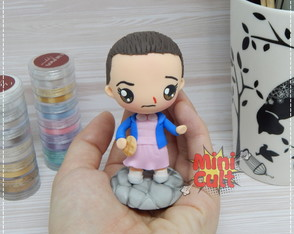 Toy kawaii Eleven - Stranger Things 1