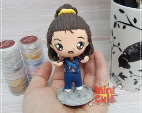 Toy kawaii Eleven / Onze - Stranger Things 3