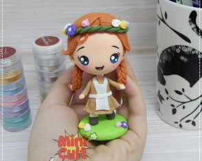 Toy kawaii Anne Shirley - Anne With an E
