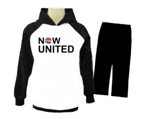 Conjunto Moletom Infantil Now United