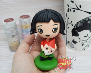 Toy kawaii Amelie Poulain