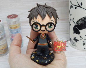 Toy kawaii Harry Potter