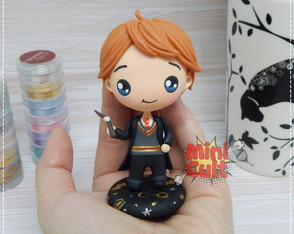 Toy kawaii Rony Weasley - Harry Potter