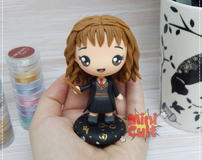 Toy kawaii Hermione Granger - Harry Potter