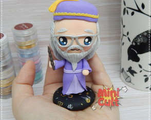 Toy kawaii Dumbledore - Harry Potter