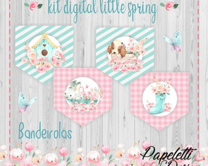 Kit Digital Little Spring