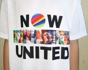 Now United camiseta e máscara