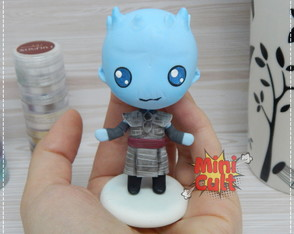 Toy kawaii Rei da Noite - Game of Thrones