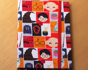 Capa Kindle Grid HP