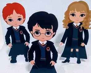 Toten Personalizado - Harry Potter
