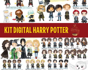 KIT DIGITAL HARRY POTTER 2