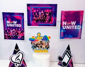 Kit Festa Now United