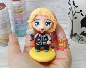 Mini Toy Thor - Vingadores