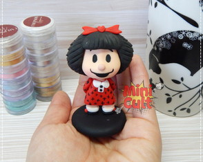 Mini toy Mafalda