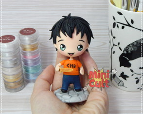 Toy kawaii Percy Jackson