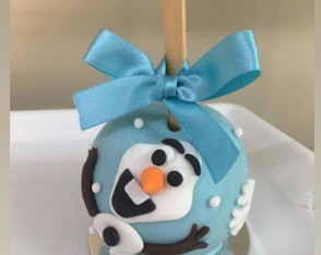 Kit 50 Doces Personalizados Frozen
