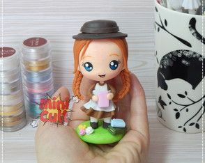 Toy kawaii Anne Shirley - Anne With an E (Mod. 02)