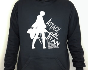 Moletom Attack on Titan